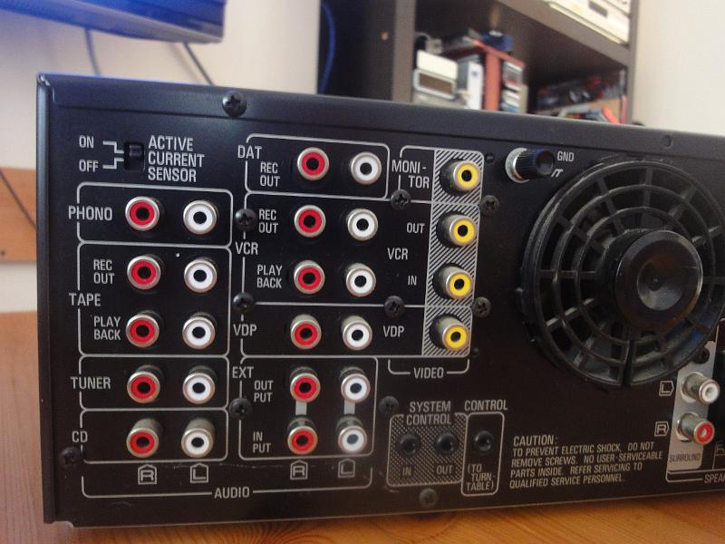 Adding A Tape Monitor To An Amp | Steve Hoffman Music Forums